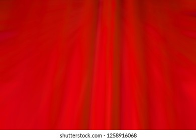 illustration red fabric backdrop or curtain background.