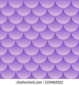 Illustration of scale pattern, seamless background