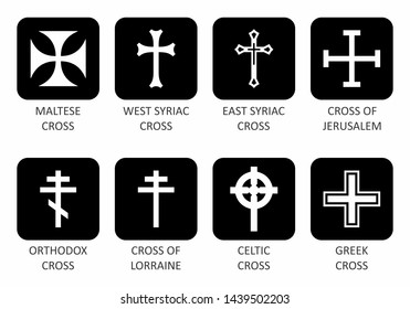 Greek Orthodox Cross Images, Stock Photos & Vectors