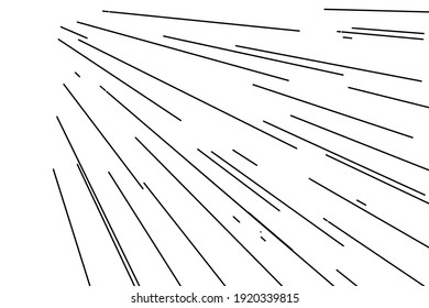 illustration of simple line art with white background