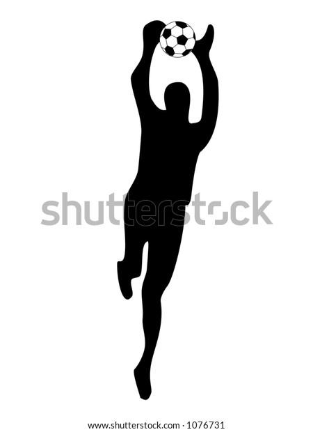 Illustration of soccer