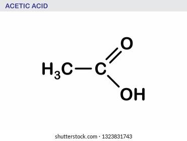 Acetic Acid Images, Stock Photos & Vectors   Shutterstock