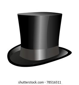 Illustration of top hat