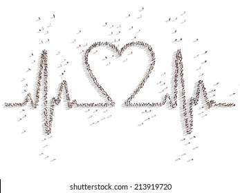 illustrations of cardio