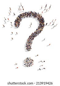 illustrations of question mark