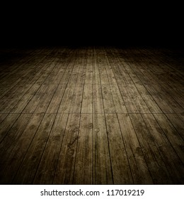 An image of a nice and dark wooden background
