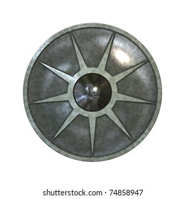 An image of a nice vintage shield