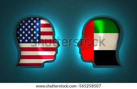 Image Relative Politic Economic Relationship Between Stock