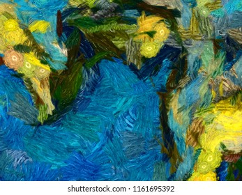 Van Gogh Painting Images Stock Photos Vectors Shutterstock