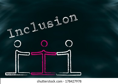 Inclusion of disabled people in society