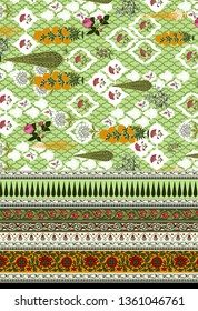 indian pattern design