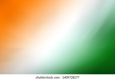 Indian tri color backgrund,  modern abstract background