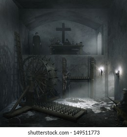 Inquisition interrogation chamber