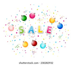 Balloons Confetti Letter H You Can Stock Vector (Royalty Free