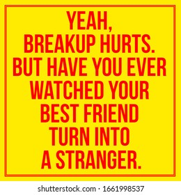 On inspirational breakup quotes 25 Inspiring