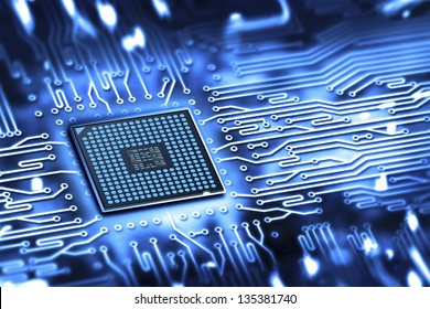 integrated microchip