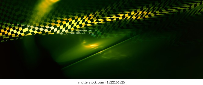 Interesting geometric background. Speedy concept.