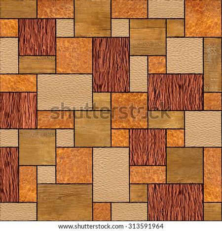 Interior Design Wallpaper Decorative Flooring Laminate Stock