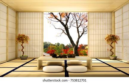 Korean Traditional Room Images Stock Photos Vectors Shutterstock