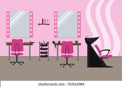 Cartoon Hair Salon Images Stock Photos Vectors Shutterstock