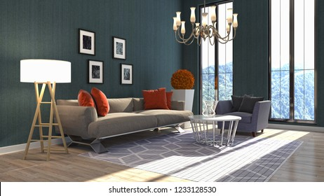 Royalty Free Saloni Moderni Images, Stock Photos & Vectors ...