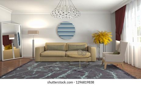 Decor Salon Tapis Images Stock Photos Vectors Shutterstock