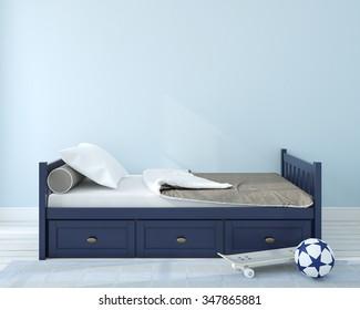 Boys Bedroom Images Stock Photos Vectors Shutterstock