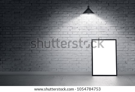 Royalty Free Stock Illustration Of Interior Room Dirty Concrete