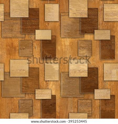 Interior wall panel pattern - decorative tile pattern - seamless background - wood texture - wallpaper & Interior Wall Panel Pattern Decorative Tile Stock Illustration ...