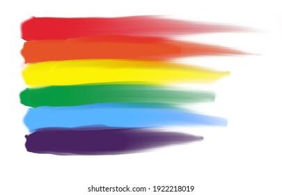 international symbol of the LGBT community