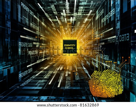 royalty free stock illustration of interplay digital circuitinterplay of digital circuit, technical texture and wording graphics on the subject of electronics,
