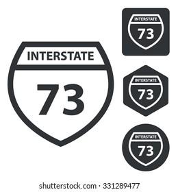 Interstate 73 set