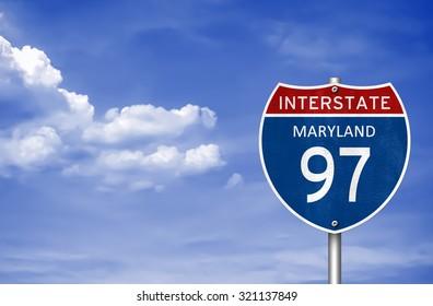 Interstate Highway Maryland