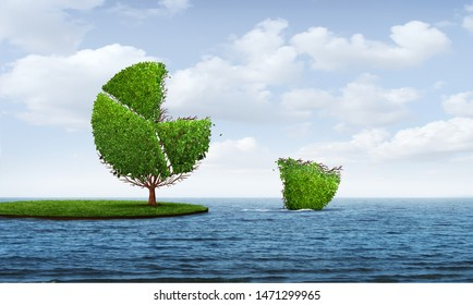 Investing in foreign markets and business diversification as a business concept for international growth potential as a tree shaped as a financial pie chart with 3D illustration elements.