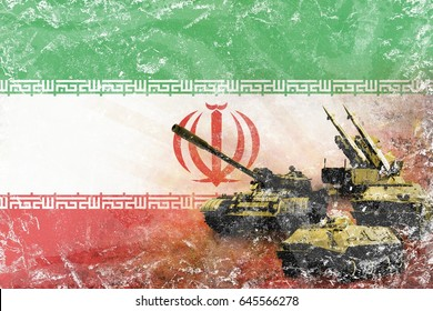 Iran army, military forces