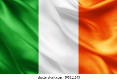 Irish Flag Images Stock Photos Vectors Shutterstock