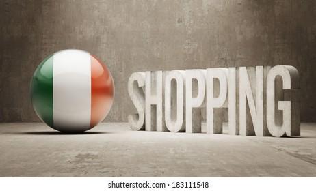 Ireland High Resolution Shopping