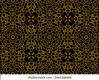 islamic ornament background pattern decoration