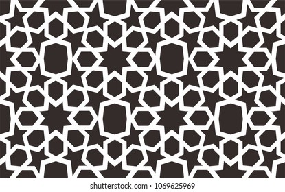 islamic  traditional  motif, arabic tradional pettern