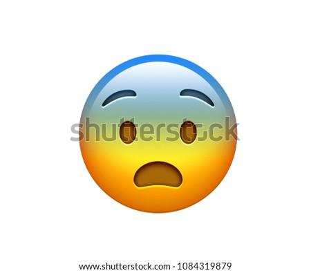 Royalty Free Stock Illustration Of Isolated Emoji Yellow Headache