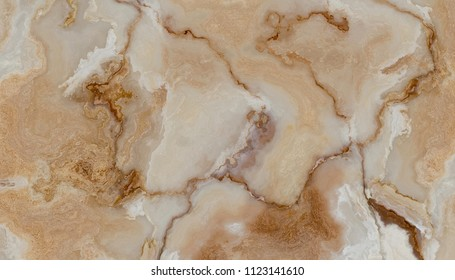 Ivory Onyx abstract texture. Soft background. 2D illustration. Natural beauty