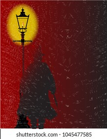 Jack the ripper background,
