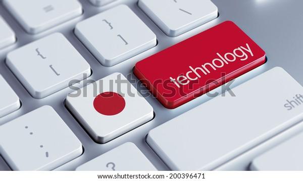 Japan High Resolution Technology Concept