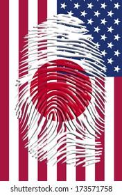Japan USA Identity