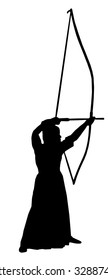 Japanese archery,Bow, archery