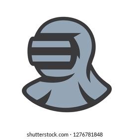 Japanese Kendo helmet sign