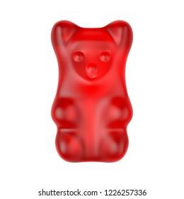 Jelly Gummy Bear