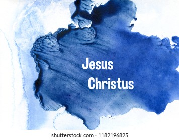 Jesus Christ in german language