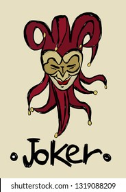 Jocker mask image