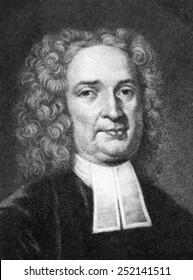 John Cotton (1585-1652), Puritan clergyman known as the 'Patriarch of New England'